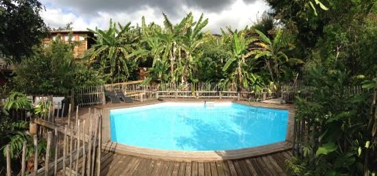 Piscine Picture Of Lodge Roche Tamarin Village Nature La