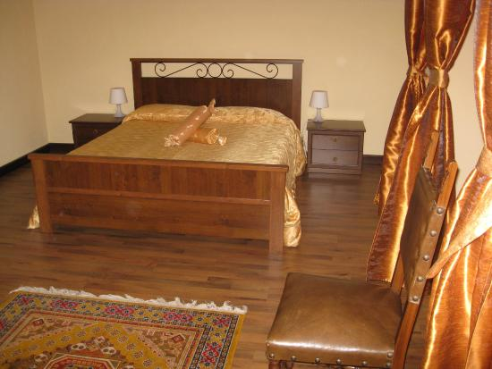 Bed and Breakfast Pantaneto Palazzo Bulgarini: номер TRL