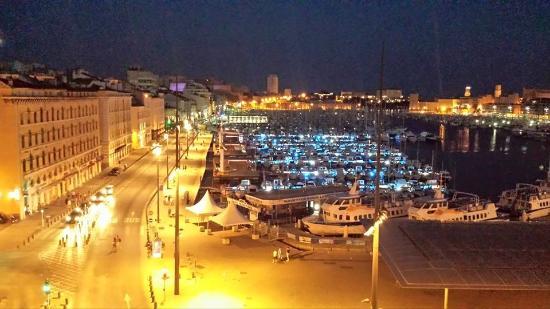 Marseille at night - Hotel alize marseille vieux port ...