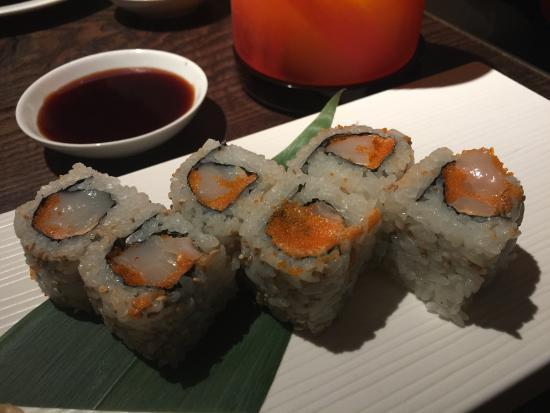 Sushi di capesante - Foto di Nobu Milano, Milano - TripAdvisor