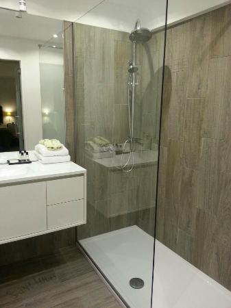 De Joker Bed & Breakfast : badkamer