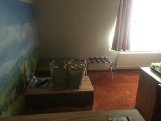 Parkhotel: Zimmer