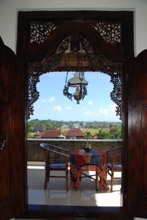 Warji House 2: View on Top Floor