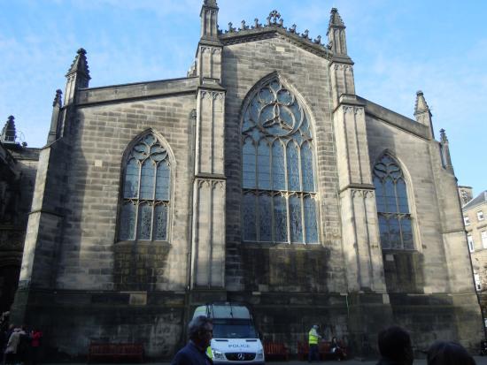 Edinburgh Tour Guide: Cattedrale S.Gilets