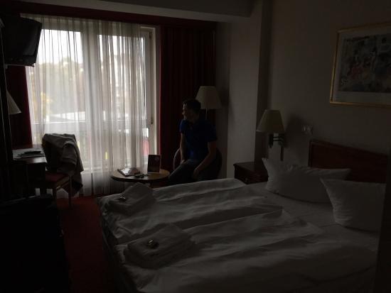 Georghof Hotel Berlin: 406 номер