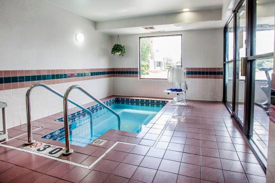 Comfort Inn Racine: Pool