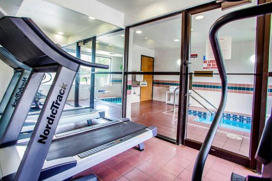 Comfort Inn Racine: Fitness