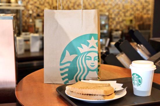 Starbucks Changwon Yongji Lake