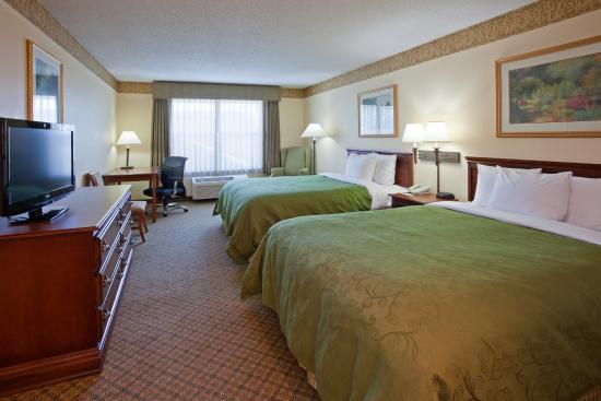 CountryInn&Suites Albertville GuestRoomDouble