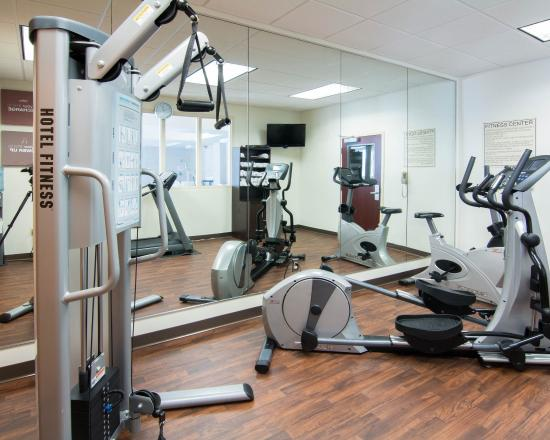 Comfort Suites Shreveport: LAFitness Center