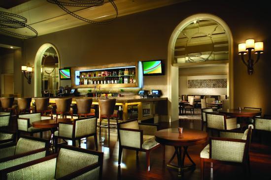 The Fairmont Dallas: Pyramid Bar