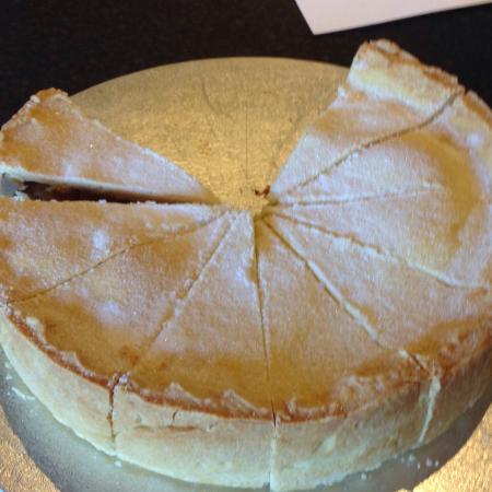 Auchinleck, UK: Lovely homemade cakes