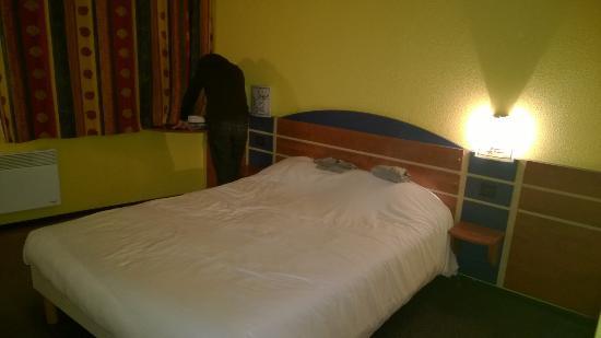 htel altica la rochelle chambre familiale et grand lit double