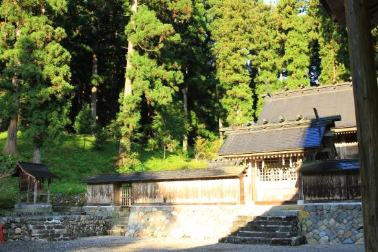Nagataki Hakusan Shrine
