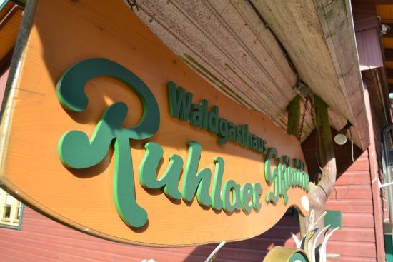 Ruhla, Duitsland: Herzlich Willkommen