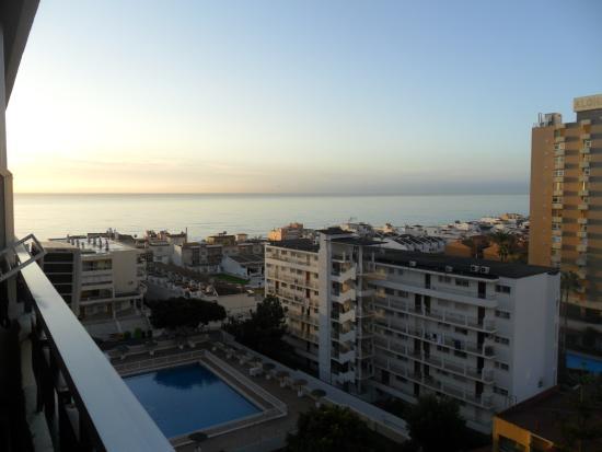 Apartamentos Nucleo Cristal : Вид с балкона