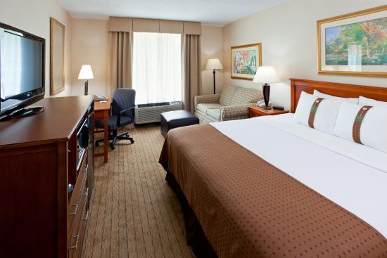 จอห์นสันทาวน์, นิวยอร์ก: King Bed Guest Room