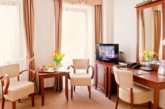 Skierniewice, Polen: Hotel DWOREK***