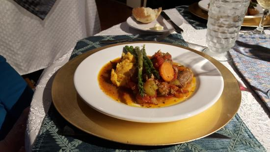 Chestnut Street Inn: Dinner Prepared in Cooking Class