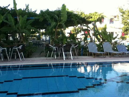 Pastida, Grecia: Garden Hotel