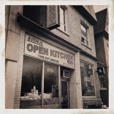 Photo of Diner Avenue Open Kitchen at 7 Camden St, Toronto M5V 1V2, Canada