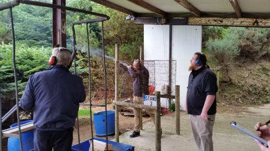 Hilltop Shooting Club : On target!