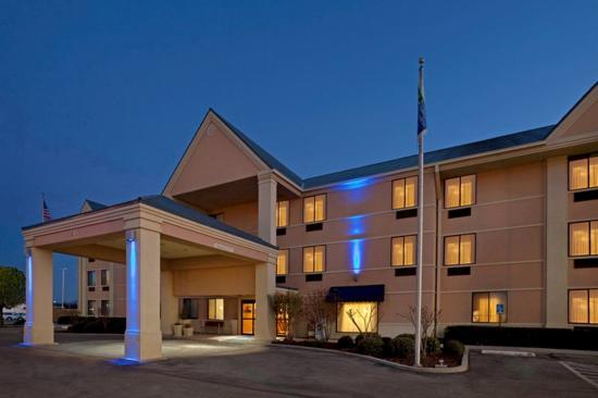 Μπράουνγουντ, Τέξας: Hotel Exterior