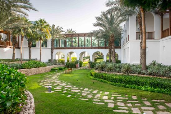 Park Hyatt Dubai: Outdoor Events Garden