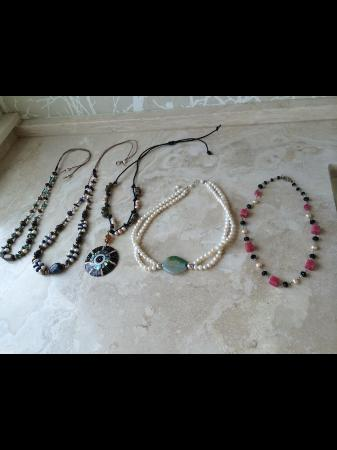 Baja Anklet: A few of my personal favorites!