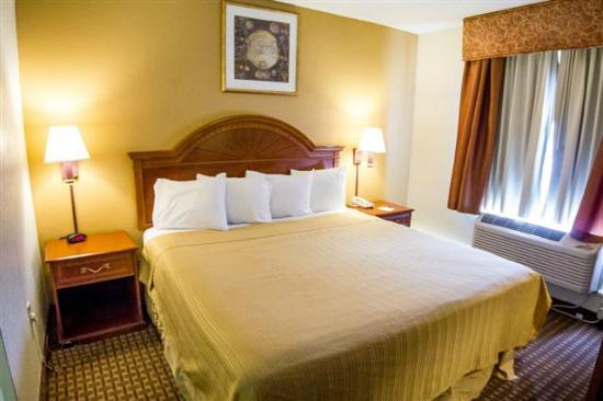 Howard Johnson Inn & Suites Allentown/Dorney: Room with 1 King bed