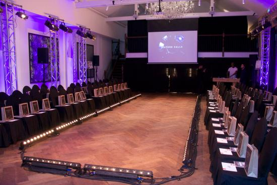 The College Hotel Fashion Show In De Rembrandt Ballroom