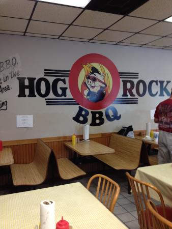 Photo of BBQ Joint Hog Rock Bar-B-Q at 1214 280 Byp, Phenix City, AL 36867, United States
