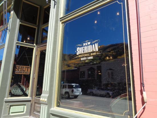Sheridan Bar