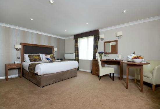 Milford Hall Hotel and Spa: Executive Room