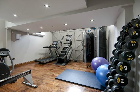 Milford Hall Hotel & Spa: Hotel Spa Gym
