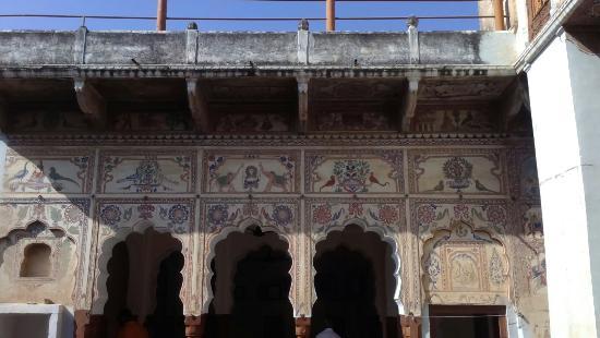 Nawalgarh, Ινδία: Aath Haveli