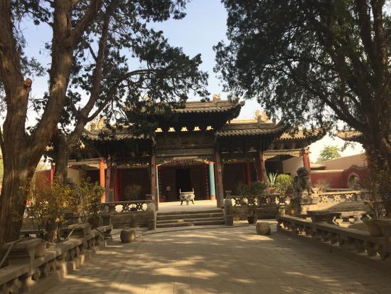 Wuwei, China: 武威博物馆