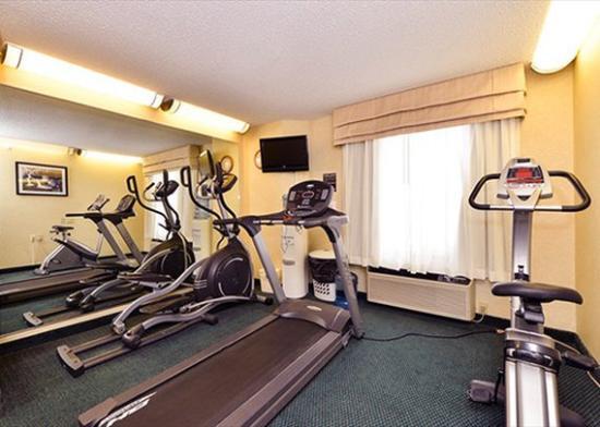 Sleep Inn: Fitness Center