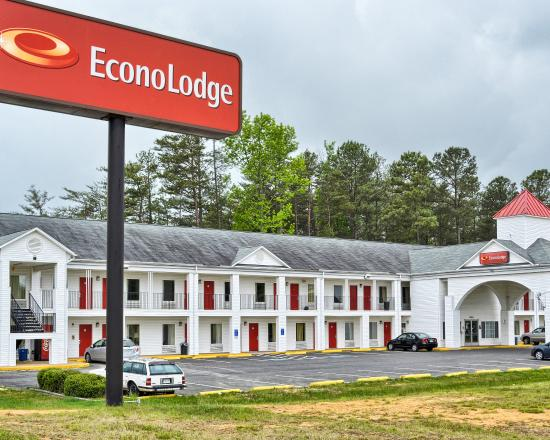 Econo Lodge Ruther Glen: Exterior