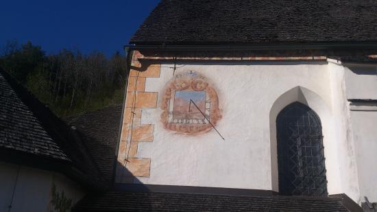 Pfarrkirche Saak