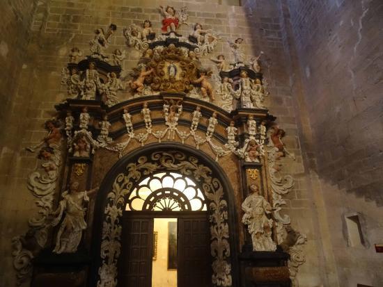 Vera de Moncayo, Spanyol: PORTE POLYCHROME