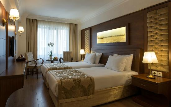 Yigitalp Hotel: Twin Room