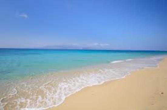 Kastraki, اليونان: Kastraki Sahara Beach