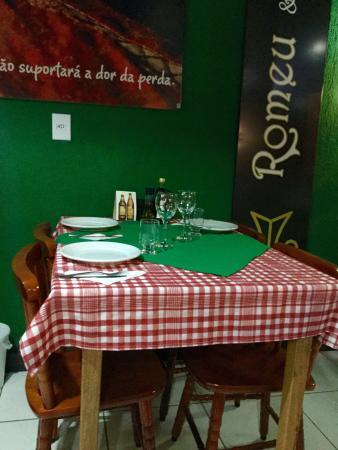 Pizzaria Romeu & Julieta