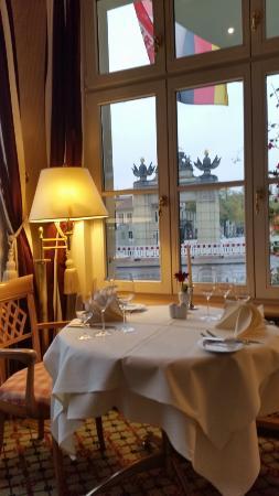 Hotel am Jägertor: dining area