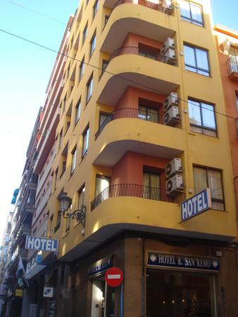 Hotel Residencia San Remo: Hotel San Remo, Alicante