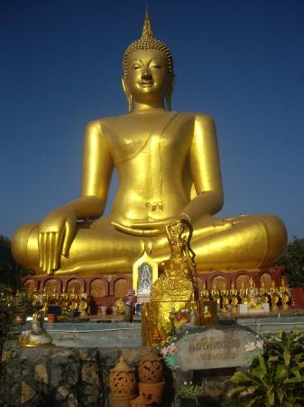 Si Samrong, Tailandia: Wat Soparam