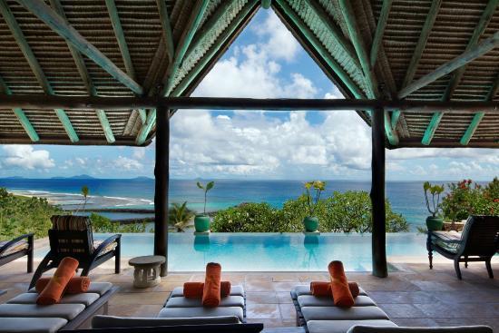 Fregate Island, Seychellen: Banyan Hill Estate