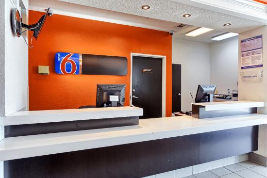 Motel 6 Killeen: Lobby