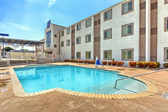 Motel 6 Killeen : Pool